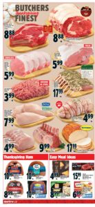 Metro Flyer October 7 to October 13, 2021 - Page 6 of 22 - Butchers Thanksgiving Finest, Thanksgiving Ham, Easy Meal Ideas
