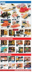 Metro Flyer October 7 to October 13, 2021 - Page 7 of 22 - Seafood, Entertaining Favourites, Breakfast Favourites
