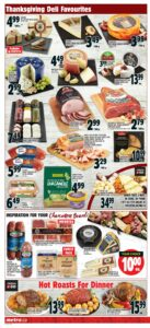 Metro Flyer October 7 to October 13, 2021 - Page 8 of 22 - Thankgiving deli favourites, hot roasts for dinner