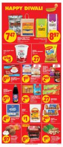No Frills Flyer October 14 to October 20, 2021 - Page 9 of 10 - Happy Diwali