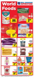 Real Canadian Superstore Flyer October 7 to October 13, 2021 - Page 2 of 14 - World Foods