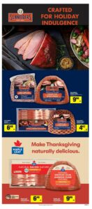 Real Canadian Superstore Flyer October 7 to October 13, 2021 - Page 8 of 14 - Make Thanksgiving naturally delicious, crafted for holiday indulgenge