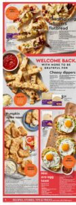 Safeway Flyer October 7 to October 13, 2021 - Page 10 of 20 - Cheesy Dippers
