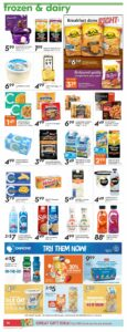 Safeway Flyer October 7 to October 13, 2021 - Page 12 of 20 - Frozen & Dairy