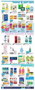 Safeway Flyer October 7 to October 13, 2021 - Page 15 of 20 - Home & Pet Care