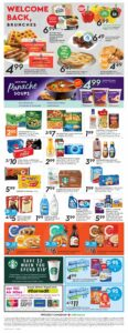 Safeway Flyer October 7 to October 13, 2021 - Page 3 of 20 - Brunches