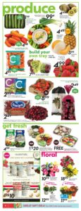 Safeway Flyer October 7 to October 13, 2021 - Page 6 of 20 - Produce