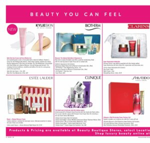 Shoppers Drug Mart Flyer October 9 to October 14, 2021 - Page 16 of 22 - Beauty you can feel