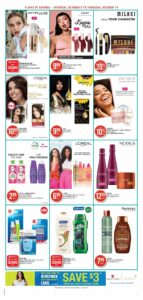 Shoppers Drug Mart Flyer October 9 to October 14, 2021 - Page 18 of 22 - Beauty, Indulgent Scents