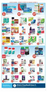 Shoppers Drug Mart Flyer October 9 to October 14, 2021 - Page 5 of 22 - Pharmacy