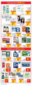 Walmart Flyer October 7 to October 13, 2021 - Page 10 of 21 - Feel good about rollbacks, Freshen up with low prices