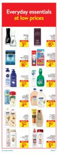 Walmart Flyer October 7 to October 13, 2021 - Page 11 of 21 - Everyday essentials at low prices