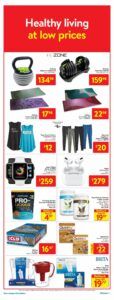 Walmart Flyer October 7 to October 13, 2021 - Page 12 of 21 - Healthy living at low prices