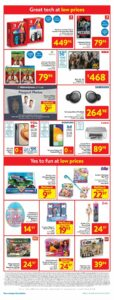 Walmart Flyer October 7 to October 13, 2021 - Page 14 of 21 - Great tech at low prices, yes to fun at low prices