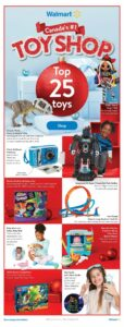 Walmart Flyer October 7 to October 13, 2021 - Page 16 of 21 - Canada's #1 Toy Shop, Top 25 toys