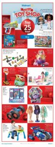 Walmart Flyer October 7 to October 13, 2021 - Page 17 of 21 - Canada's #1 Toy Shop, Top 25 toys