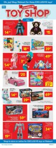 Walmart Flyer October 7 to October 13, 2021 - Page 18 of 21 - Canada's #1 Toy Shop, Top 25 toys