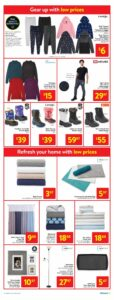 Walmart Flyer October 7 to October 13, 2021 - Page 19 of 21 - Gear up with low prices, refresh your home with low prices