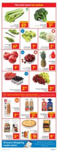 Walmart Flyer October 7 to October 13, 2021 - Page 2 of 21 - Harvest more low prices