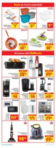 Walmart Flyer October 7 to October 13, 2021 - Page 20 of 21 - Deals on home essentials, at home with rollbacks