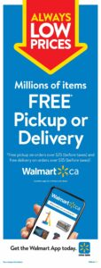 Walmart Flyer October 7 to October 13, 2021 - Page 21 of 21 - always low prices