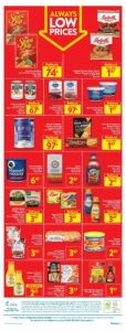 Walmart Flyer October 7 to October 13, 2021 - Page 4 of 21 - Always low prices