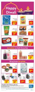 Walmart Flyer October 7 to October 13, 2021 - Page 6 of 21 - Happy Diwali, Low prices on bah favourites, Bring home low prices