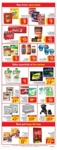 Walmart Flyer October 7 to October 13, 2021 - Page 7 of 21 - Buy more, save more, baby essentials at low prices, best pet buys for less
