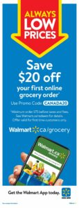 Walmart Flyer October 7 to October 13, 2021 - Page 9 of 21 - Save $20 off